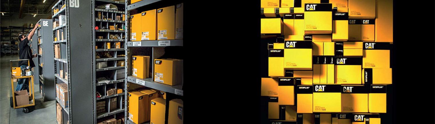 BMA organise une grande opération de déstockage des pièces de rechange Cat, des remises exceptionnelles allant  jusqu'à 80%