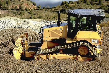 Hero Cat GRADE avec 3D pour tracteurs