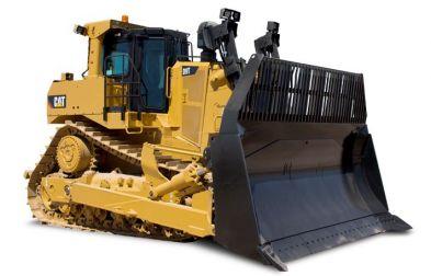 Gallery Tracteurs à chaînes pour le traitement des déchets