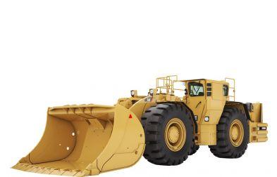 Gallery Chargeuses pour exploitations minières souterraines
