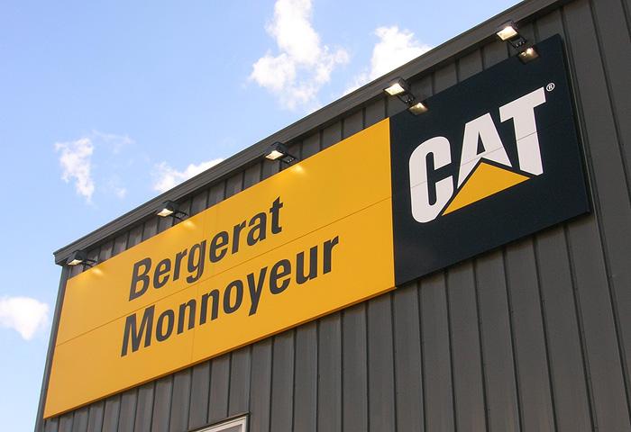Bloc marque BM Cat