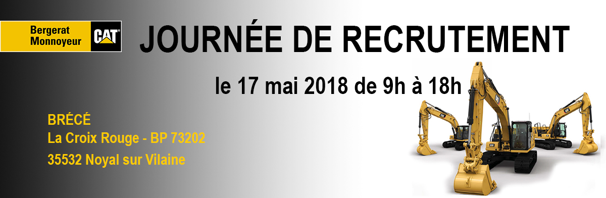 journ u00e9e de recrutement  u00e0 br u00e9c u00e9  35  le 17 mai 2018