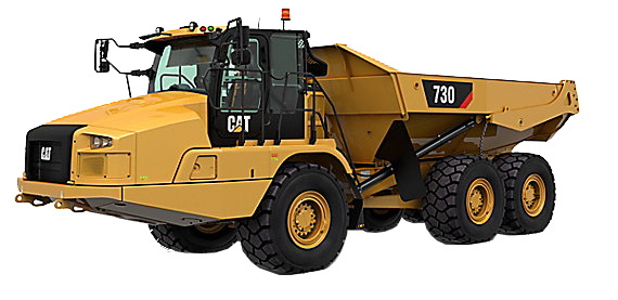 Tombereau Cat 730C2