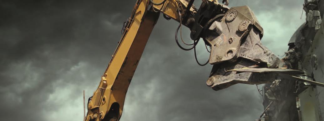 Multi processeurs pour pelles de plus de 10 tonnes Caterpillar Bergerat Monnoyeur