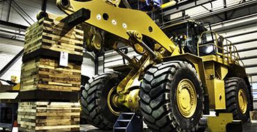 Extension de garantie Caterpillar Equipment Offers Machines