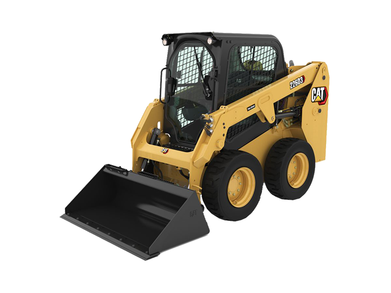 Chargeuse compact rigide CAT 226D3