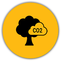 icone CO2