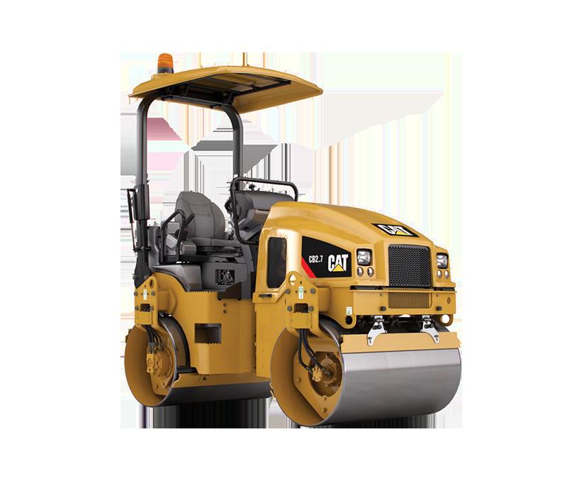 Compacteur CAT CB2.5