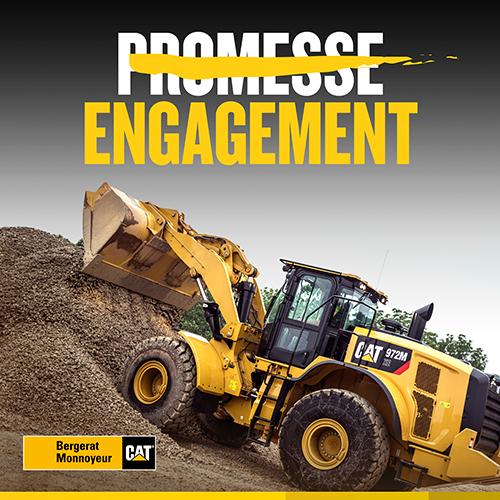 Pas une promesse, un engagement !