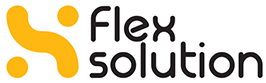 logo Flex Solution by Bergerat Monnoyeur Services