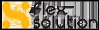 logo Flex Solution by Bergerat Monnoyeur Services