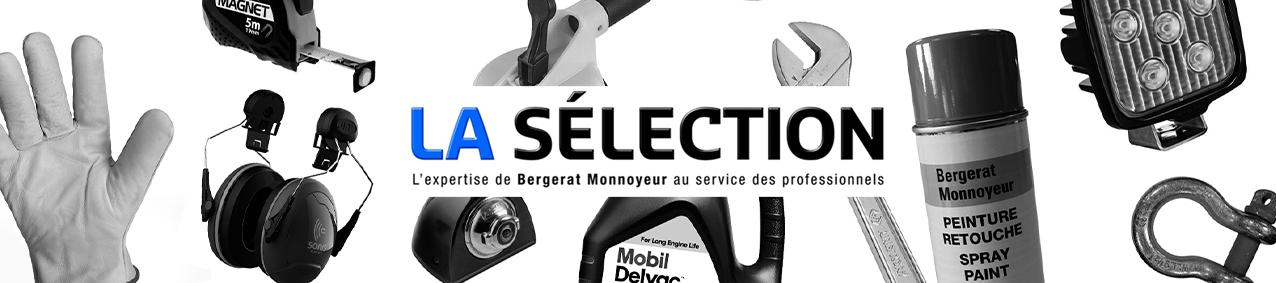 La selection, l'expertise Bergerat Monnoyeur au service des professionnels