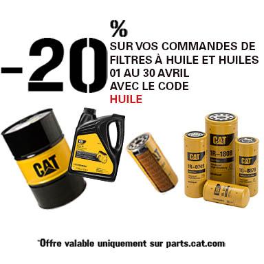 promo filtres à huile
