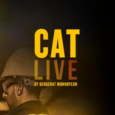 Cat Live by Bergerat Monnoyeur