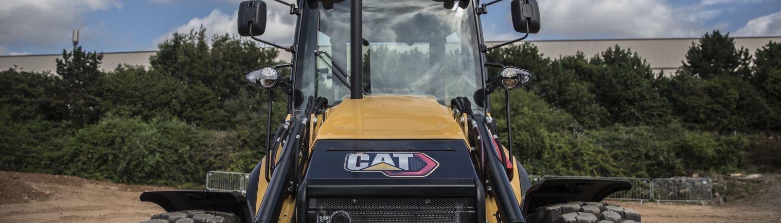 Bucurati-va de control absolut intr-un buldoexcavator Cat®