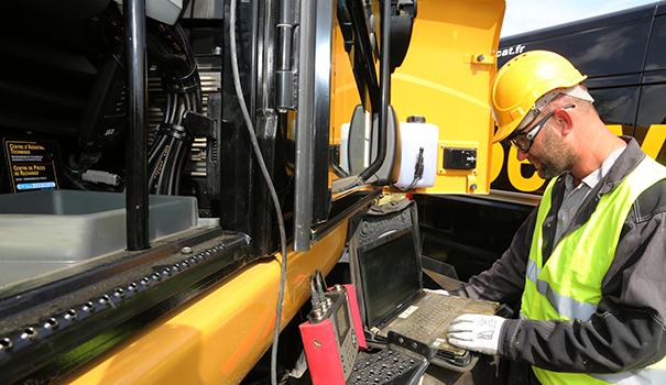 Service Dépannage Caterpillar Equipment Offers Machines