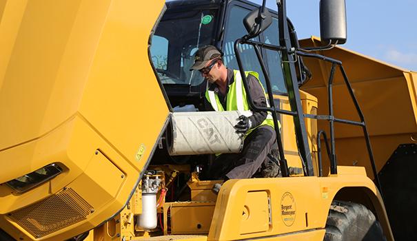 Service Maintenance Caterpillar Equipment Offers Machines