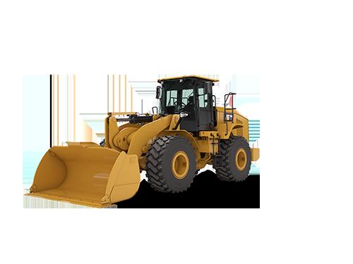 Chargeuse sur pneus intermédiaire CAT 950 GC