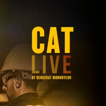 Cat Live by Bergerat Monnoyeur