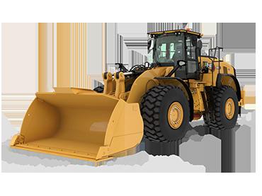Pelle hydraulique sur pneus M314 NextGen Cat