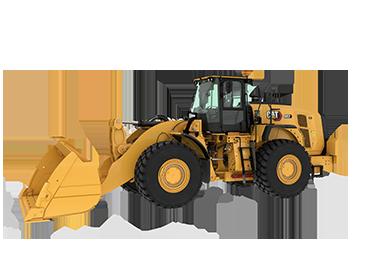 Pelle hydraulique sur pneus M318 NextGen Cat