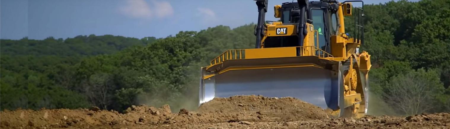 Découvrez nos meilleurs offres sur les bulldozers CAT D8R chez BMA