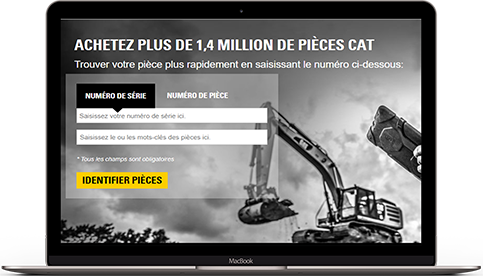reference CAT Parts.Cat.Com promotions pièces CAT