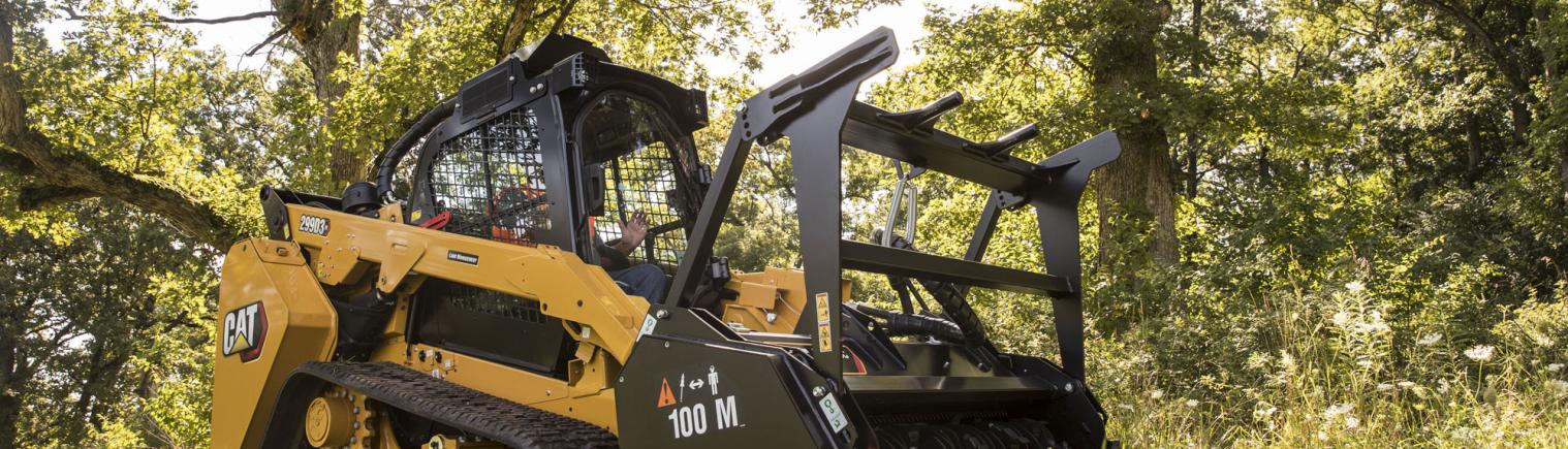 Sprawdź ofertę na maszyny do prac leśnych